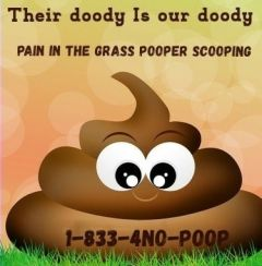 Pain in the Grass Pooper Scooping - $45 Certificate for $22.50 - NOW $11.25!