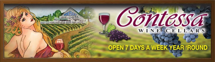 Contessa Wine Cellars in Coloma - $30 Certificate for $15
