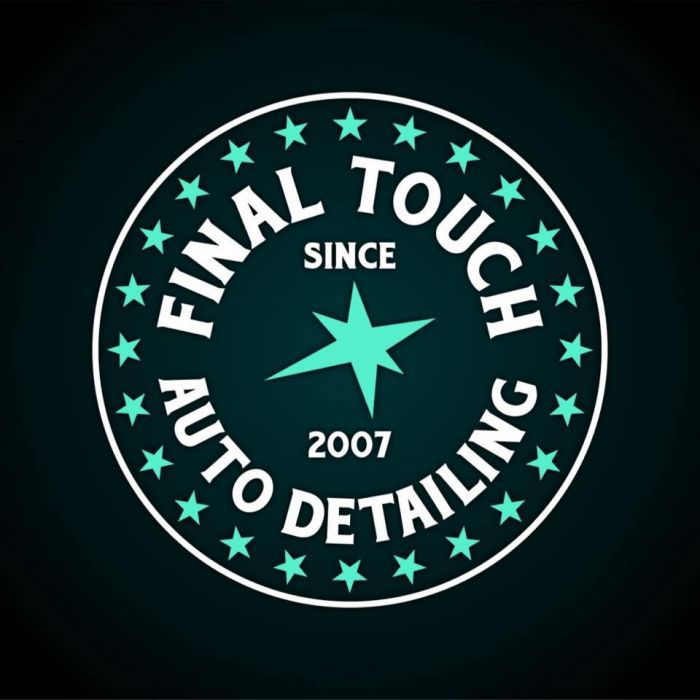 Final Touch Auto Detailing in Stevensville - $500 Certificate for $250