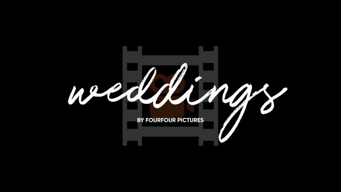 FourFour Pictures in Detroit & Southwest Michigan - Wedding Videography $2,450 Certificate for $1,225