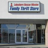 Lakeshore Rescue Mission Thrift Store in South Haven - $50 Furniture Certificate for $25