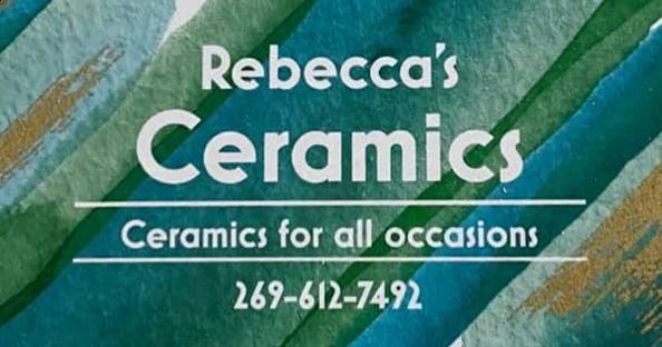 Rebecca's Ceramics in Bridgman - $10 Certificate for $5