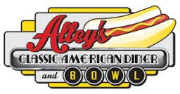 Alley's Classic American Diner & Bowl - $20 Certificate for $10