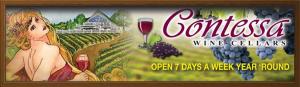 Contessa Wine Cellars in Coloma - $30 Certificate for $15