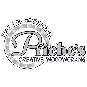Priebe's Creative Woodworking - $1000 Private Certificate Sale