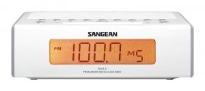 Sangean RCR-5 FM / AM Digital Tuning Clock Radio