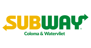 Subway in Downtown Coloma & Watervliet - $25 Certificate for $12.50