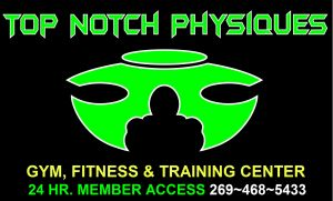Top Notch Physiques in Coloma - Half Off 1 Year Membership