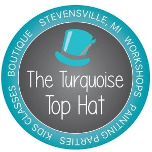 The Turquoise Top Hat in Stevensville - $35 Certificate for $17.50