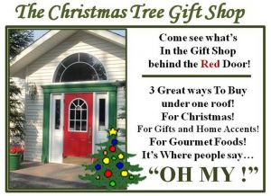 The Christmas Tree in Benton Harbor - $20 Certificate for $10