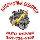 Automotive Electric Auto Repair in Benton Harbor - $100 Certificate for $50