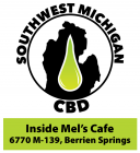 Southwest Michigan CBD at Mel's Cafe in Berrien Springs - $20 Certificate for $10