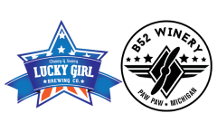Lucky Girl Brewing & B-52 Winery in Paw Paw - $25 Certificate for $12.50