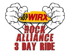 WIRX Rock Alliance 3-Day Ride Registration 2019