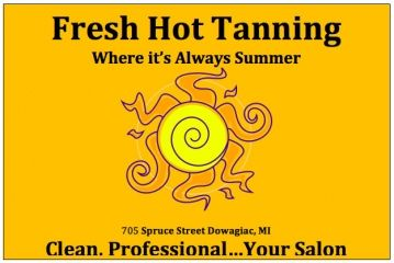 Fresh Hot Tanning - $20  for $10