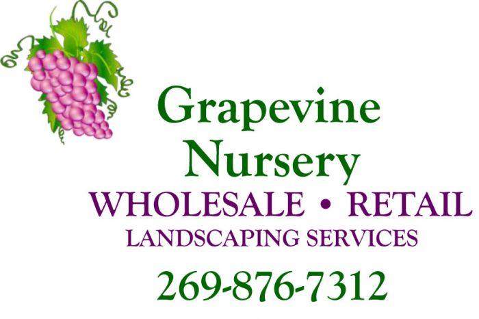 Grapevine Nursery in Coloma - $15 Certificate for $7.50