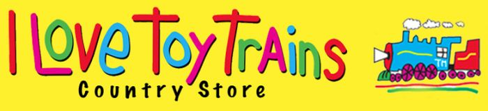 I Love Toy Trains Store in Michigan City - $50 Certificate for $25