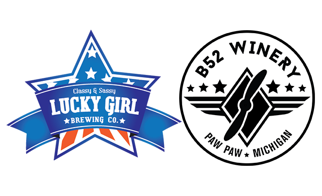 Lucky Girl Brewing & B-52 Winery in Paw Paw - $50 Certificate for $25