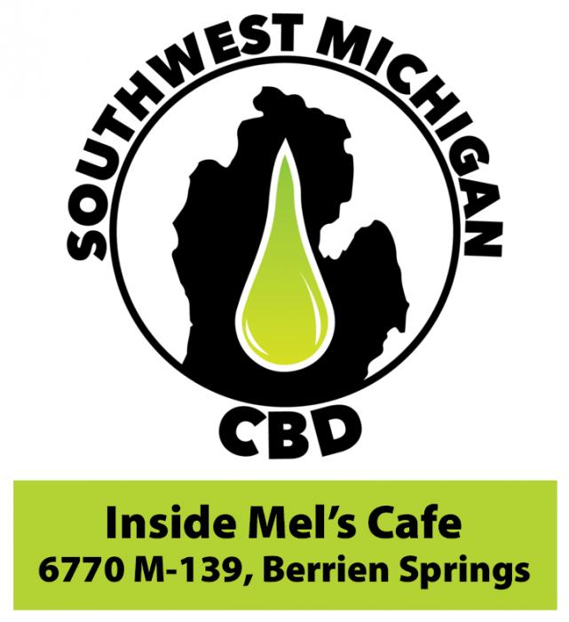 Southwest Michigan CBD at Mel's Cafe in Berrien Springs - $20 Certificate for $10