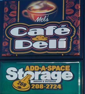 Mel's Cafe & Deli in Berrien Springs - $10 Certificate for $5