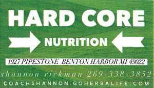 Hard Core Nutrition in Benton Harbor - $10 for $5